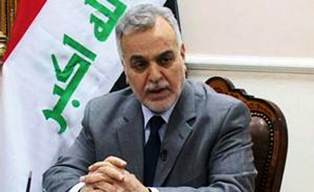 Police issue arrest warrant against Iraqi vice president for the recent parliament blast