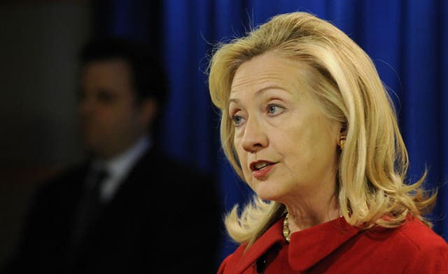 Clinton attacks Egypt's 'disgrace' to women; U.N. rights chief condemns violence