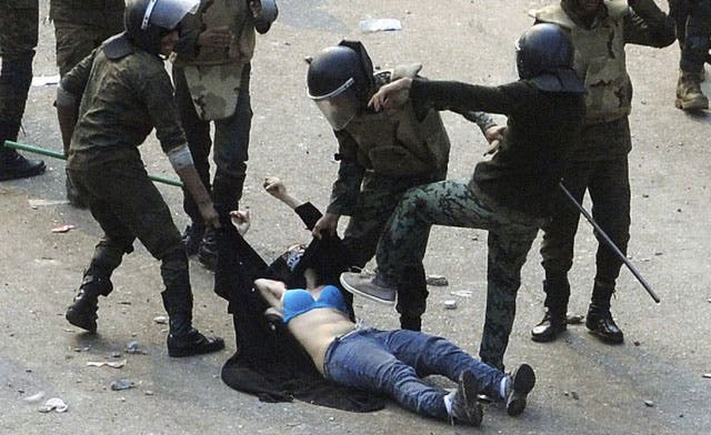 Debate over authenticity of assault on Egyptian woman intensifies