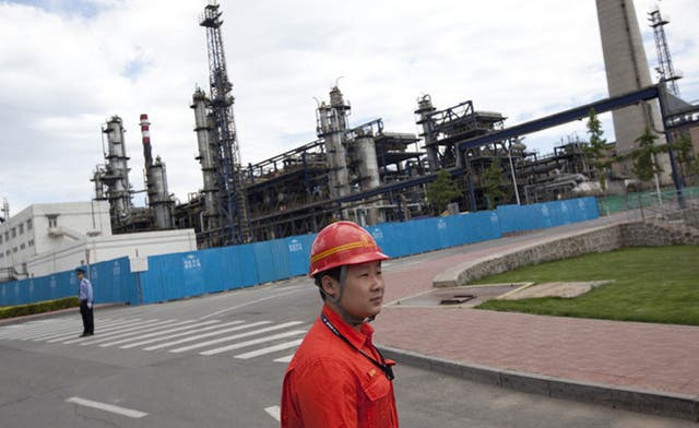 China replaces Iran oil with Mideast, Africa, and Russia