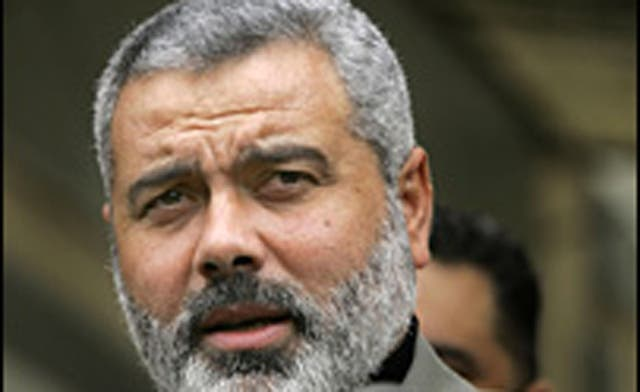 Hamas Prime Minister applauds PLO unity moves