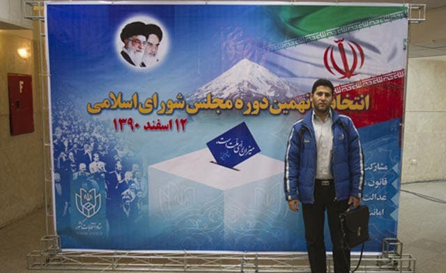 Registration starts for Iran's parliamentary poll