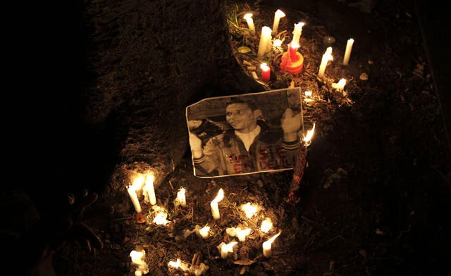 UK's Times newspaper names Bouazizi person of 2011