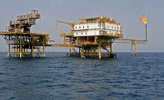 Iran increases pressure on Kuwait over gas field