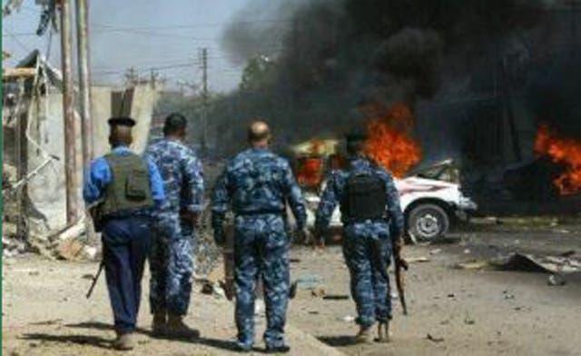 Iraq death toll down sharply in 2011