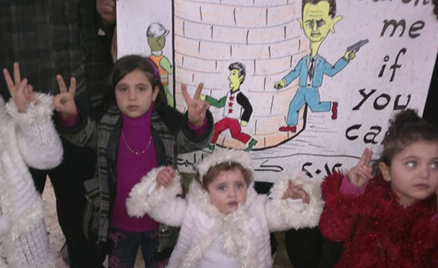 Syria accuses U.S. of interfering in Arab League; Sarkozy says Assad must step down