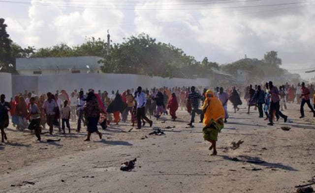 Kenyan air strikes kill at least 60, wound 50 al-Shebab insurgents in Somalia