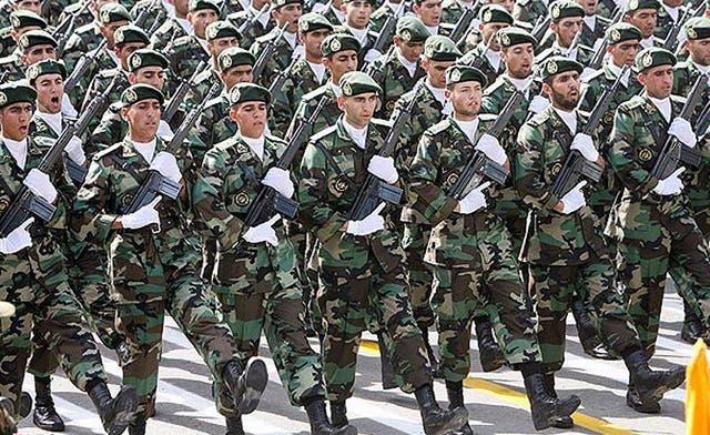 Iran's warnings reflect tougher military doctrine