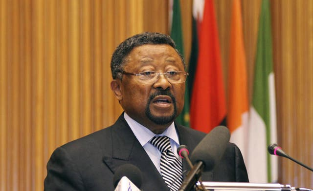 African Union chairman Jean Ping seeks to turn the page with new Libya