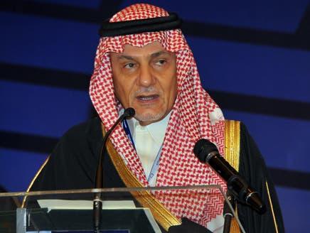 تركي الفيصل: الخليج سيلجأ لكل الخيارات دفاعاً عن أمنه