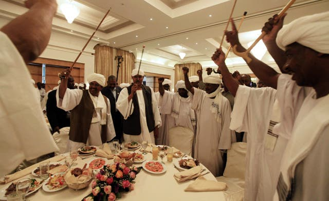 Chad president weds Sudan's Janjaweed chief daughter