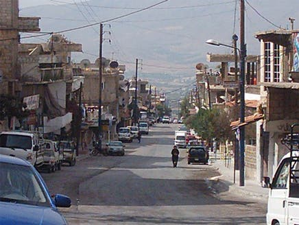 حزب الله دخل سوريا لحماية قاعدة إيرانية