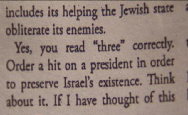 Jewish American publisher faces criticism for suggesting Netanyahu consider the assassination of President Obama