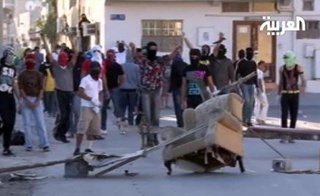 Bahrainis in Sitra Island demand republic