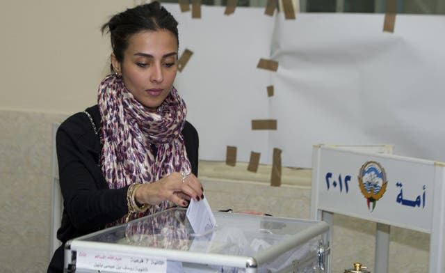 Kuwaitis head to polls as opposition press for change in snap election