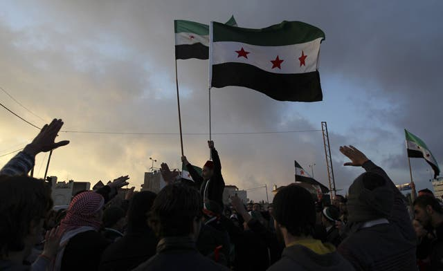 Syria's Hama: An uprising crushed 30 years ago