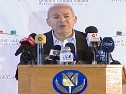 غلیون: شرط گفت و گو با ایران به رسمیت شناختن حقوق مردم سوریه است