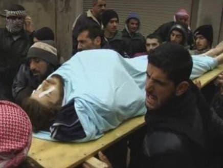 نیروهای لباس شخصی رژیم سوریه اعضای سه خانواده را سر بریدند