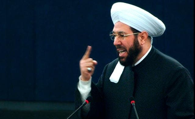 Syria's top Muslim cleric hails Iran support