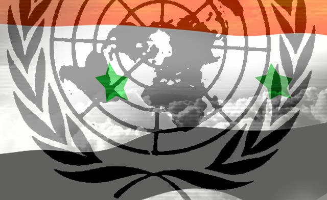 Russia eyes changes on U.N. Assembly's Syria draft; Ghalioun re-elected SNC chief