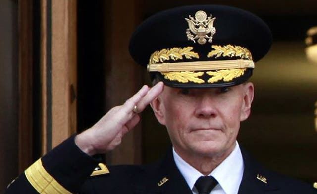 Top U.S. general: intervention in Syria 'very difficult,' strike against Iran 'premature'