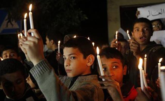 Power outages, fear of Israeli attack in Gaza affects children's psychological state