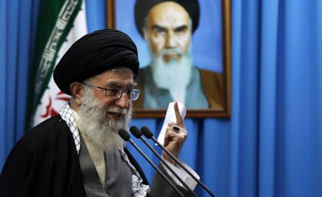 Iran not seeking atomic bomb, says supreme leader after unsuccessful IAEA visit