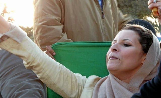 Muammar Qaddafi's daughter seeks death certificate