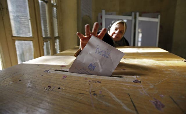 Egypt court rules parliament vote system unconstitutional