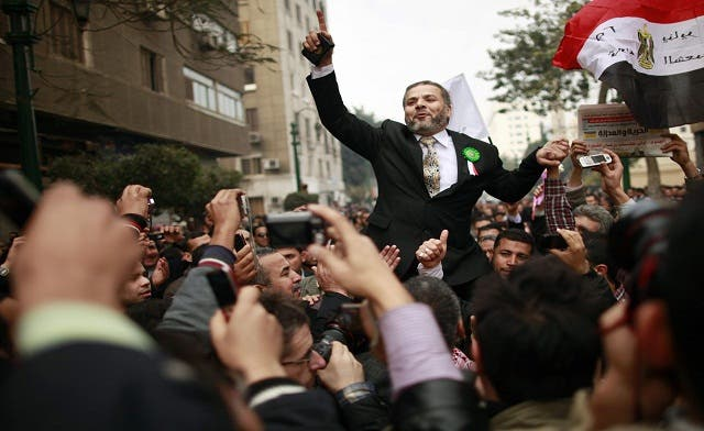 Muslim Brotherhood legality stirs controversy in Egypt