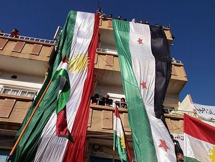 نبرد دیرینه کردهای سوریه با خاندان اسد در انقلاب جاری تازه شد