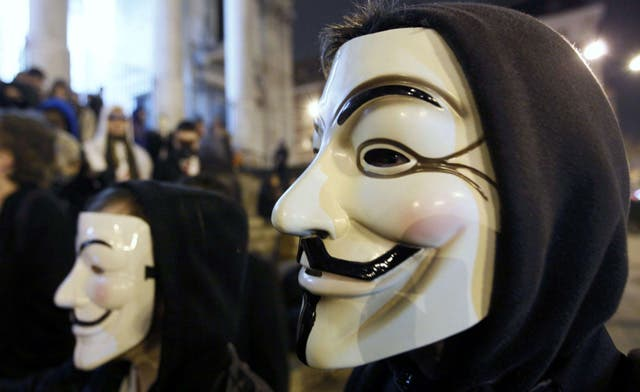 Interpol arrests 25 suspected members of 'Anonymous' hackers group