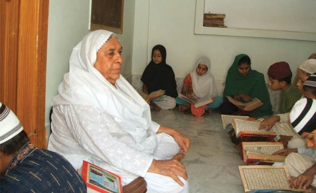 From a child tutored by eunuchs to a Quran teacher: The story of Jameela