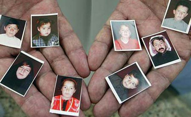 As bombs hit Baghdad, Iraq says about 69, 263 people killed between 2004 and 2011