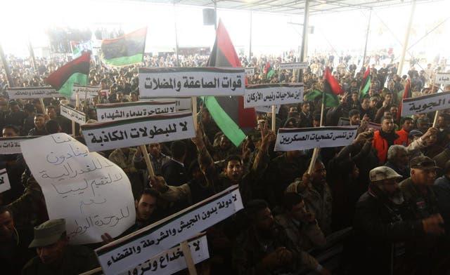 Semi-autonomous region declared in oil-rich eastern Libya