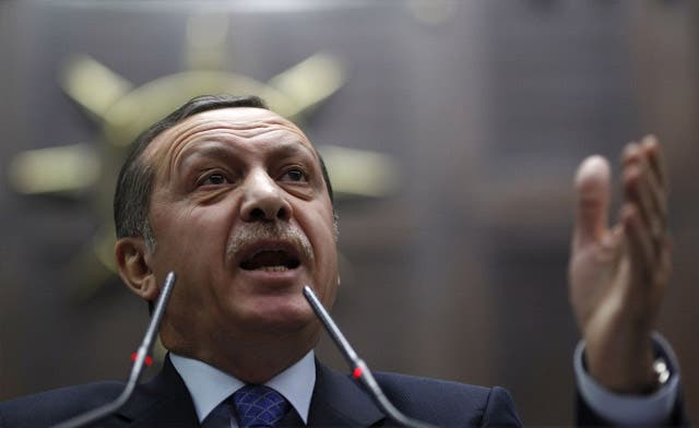 Leaked email says Turkish PM Erdogan has cancer and just two years to live