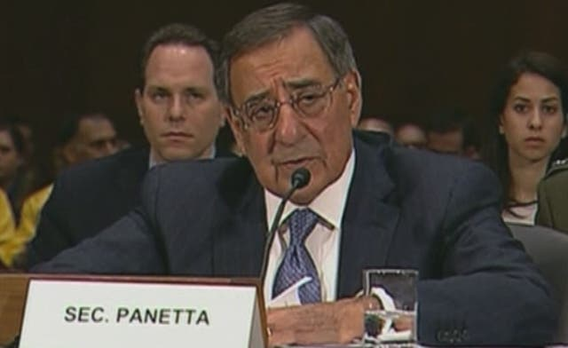 U.S. considers 'non-lethal' aid to Syrian opposition, says Panetta