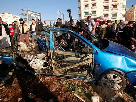 إسرائيل تقتل أمين عام لجان المقاومة الشعبية
