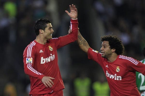 الريال يقترب خطوة جديدة نحو لقب الدوري الإسباني