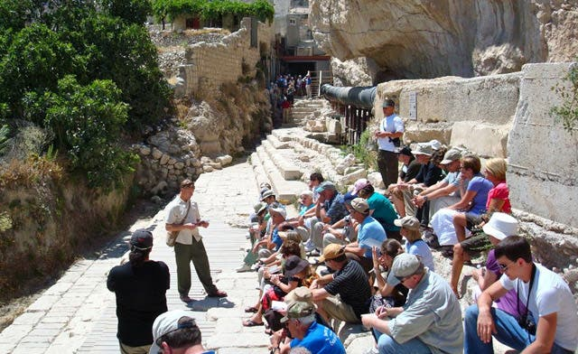 Holy Land tours a new tool in peacebuilding
