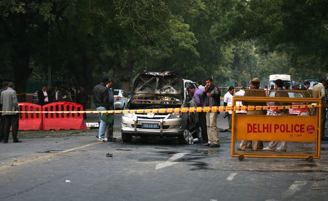 India names three Iranian suspects of an attack against an Israeli diplomat