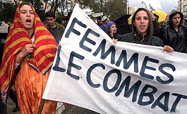 Equality eludes Algerian women 50 years after independence