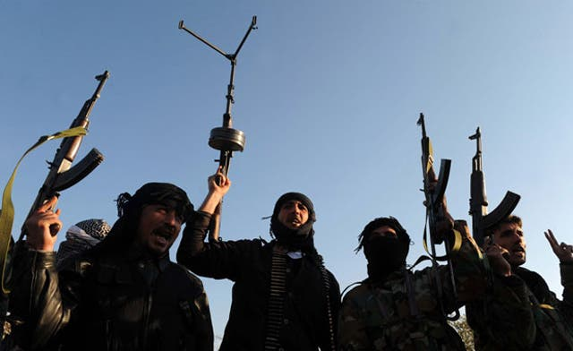 Free Syrian Army to conduct 'Guerilla warfare' in Damascus: report