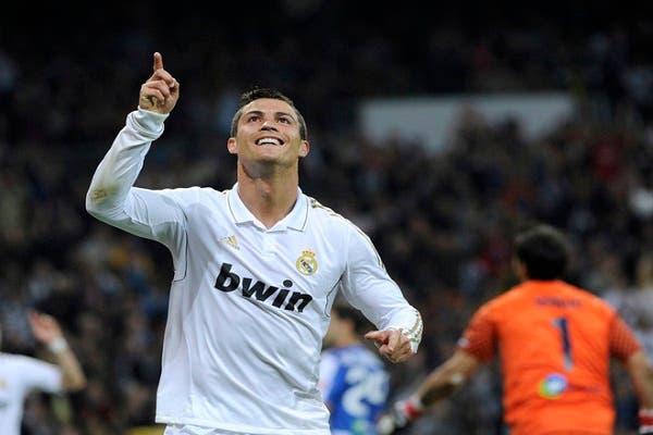 رونالدو أسرع لاعب يسجل 100 هدف في تاريخ الدوري الإسباني