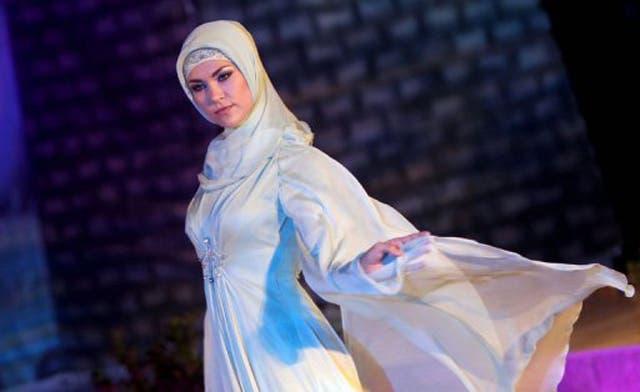 Chechen first lady unveils Islamic fashion in Dubai