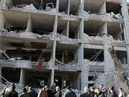 المعارضة: مقتل رئيس فرع المخابرات الجوية بدمشق