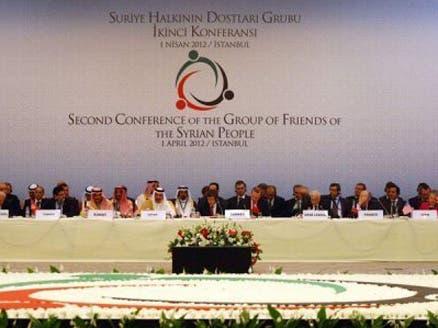شورای ملی سوریه به عنوان نماینده مخالفان اسد به رسمیت شناخته شد