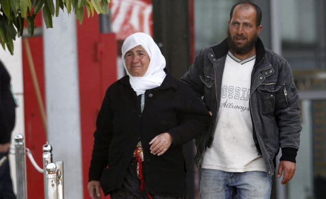 Shalabi's exile is extension of incarceration: rights groups