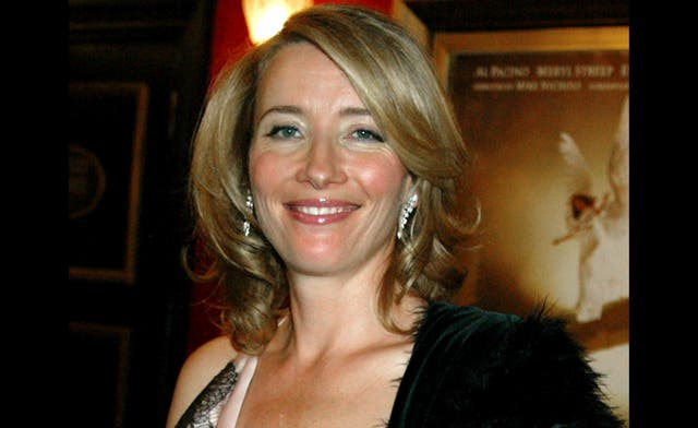 Actress Emma Thompson under attack for calling for Israeli theater ban