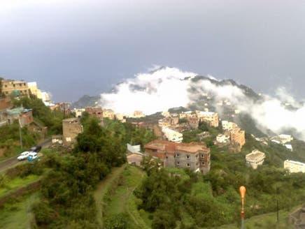جبال فيفاء.. جمال يتناثر بين الوديان الخضراء